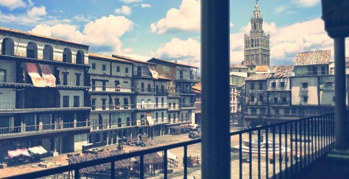 past view sevilla