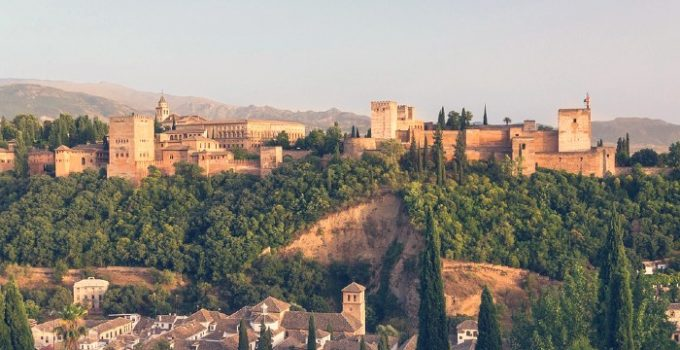 Alhambra Guided Tour from Seville