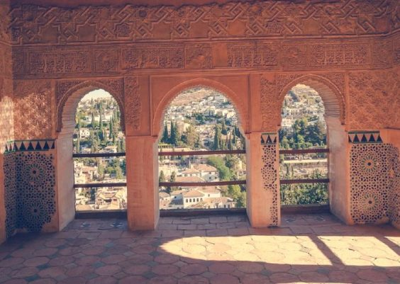Alhambra Guided Tour from Seville FR
