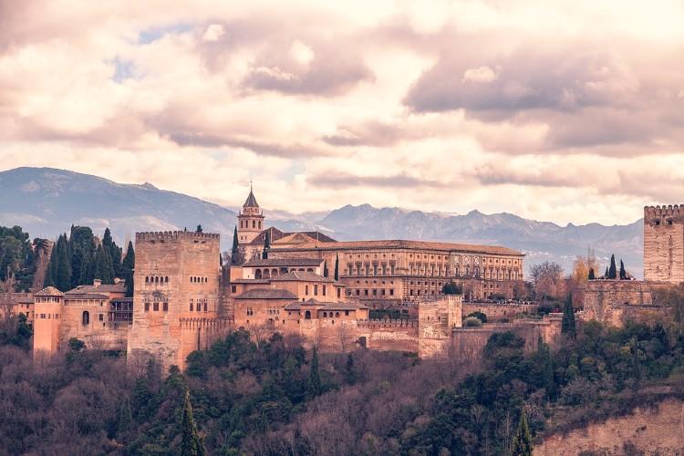 Visita guidata da Siviglia all'Alhambra