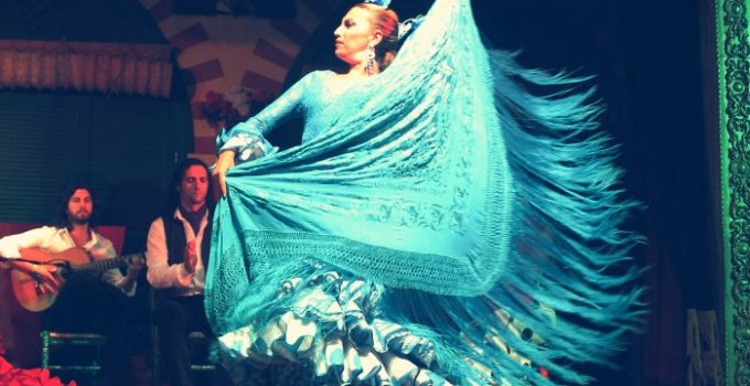 Flamenco show in Seville FR