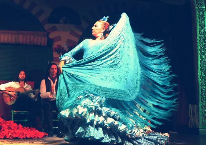 Qué ver en Sevilla. Espectáculo flamenco