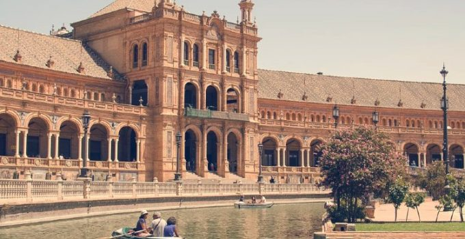Sevilla Spanien Tour Fascinante y Monumental