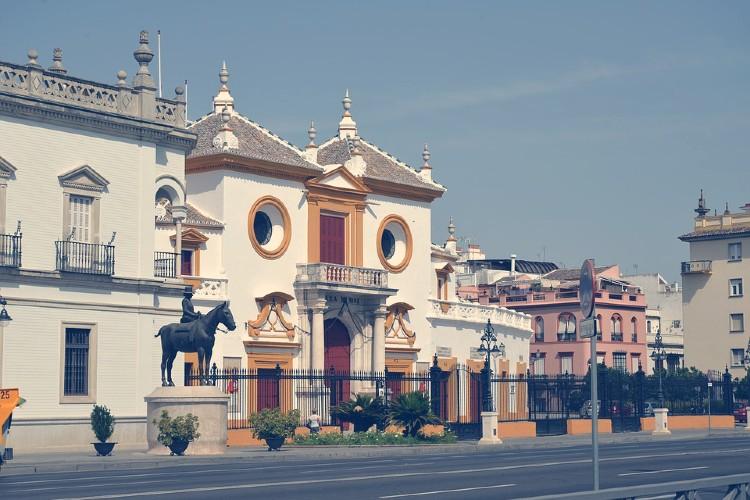 Sevilla en Marzo