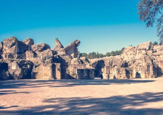 Visita a Itálica, la Ciudad Romana de Sevilla