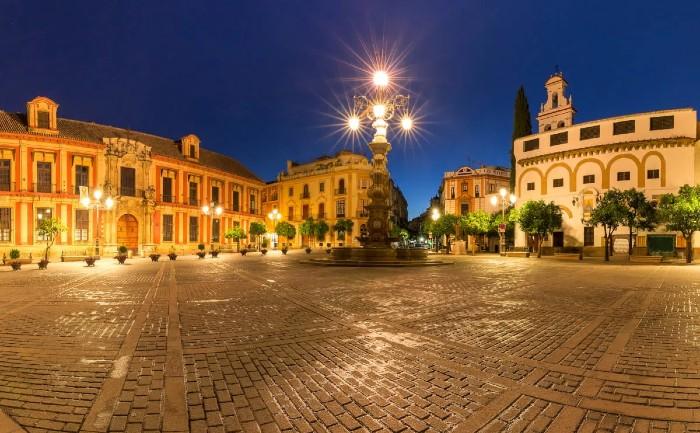 Barrio de Santa Cruz Sevilla