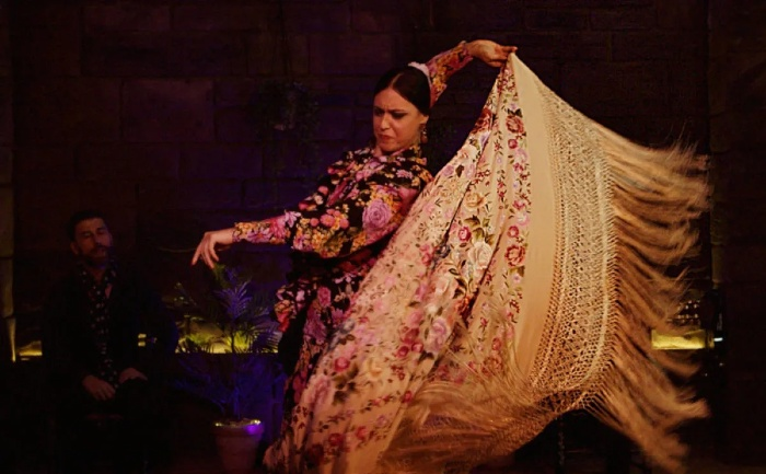 Espectáculo flamenco en Triana