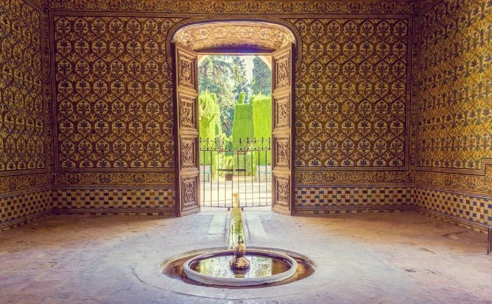 real alcazar de sevilla tour privado